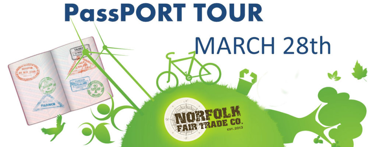 Norfolk Fair Trade Bazaar & Garden Passport Tour