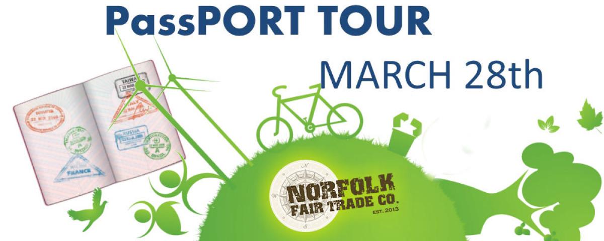 Norfolk Fair Trade Bazaar & Garden Passport Tour